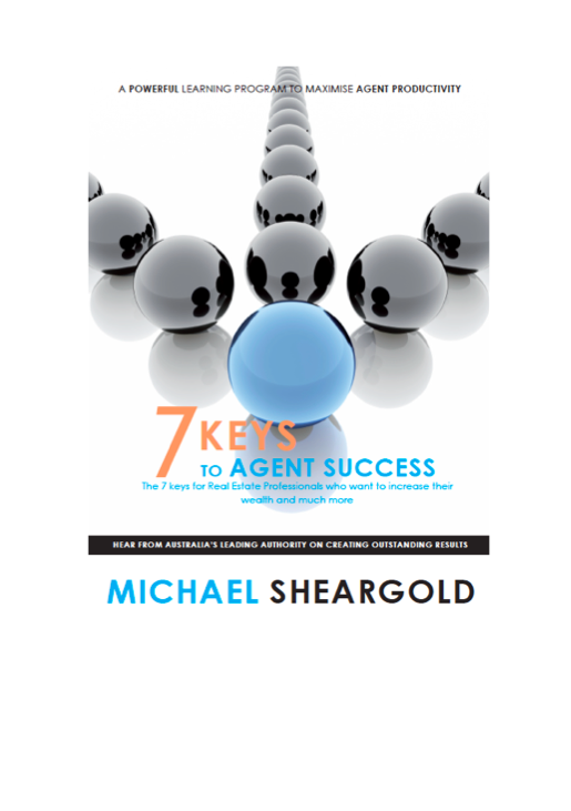 7 Keys to Agent Success MP3