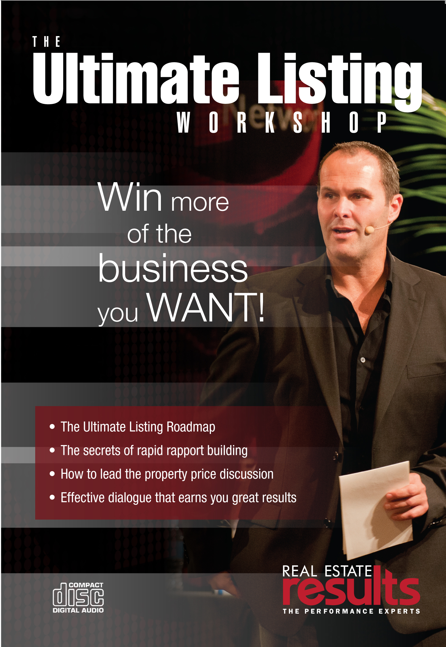 Ultimate Listing Workshop MP3