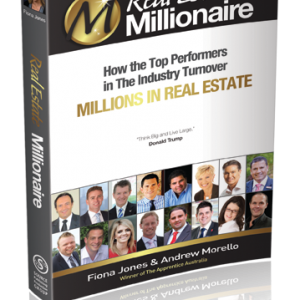 Real Estate Millionaire Book